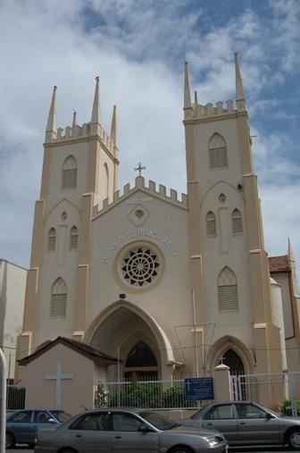 サン・フランシス・ザビエル教会
